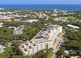 Luna Alpinus Falesia Suites Portugalia, Algarve, Albufeira