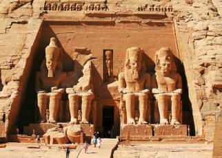 Skarby faraonow Egipt, Wyc. objazdowe