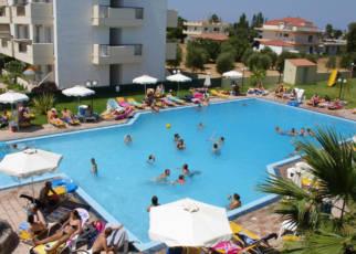 Summerland & Bungalows Grecja, Rodos