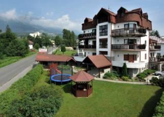 Villa Beatrice Słowacja, Wysokie Tatry, Tatranska Lomnica