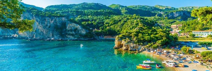 Wyspa Korfu - doskonały wybór na wakacje!