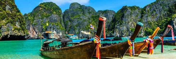 Tajlandia - sprawdź oferty na Lato 2017