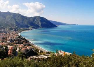 Capo Skino Park Włochy, Sycylia, Gioiosa Marea