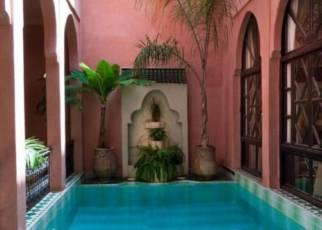 Riad Aderbaz Maroko, Marrakesz