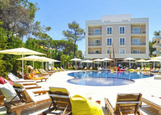 Sandy Beach Resort Albania, Riwiera Albańska, Golem