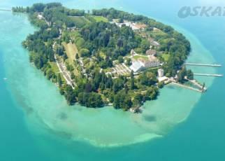 Wyspa Mainau i Wodospad Rheinfall Szwajcaria, Wyc. objazdowe