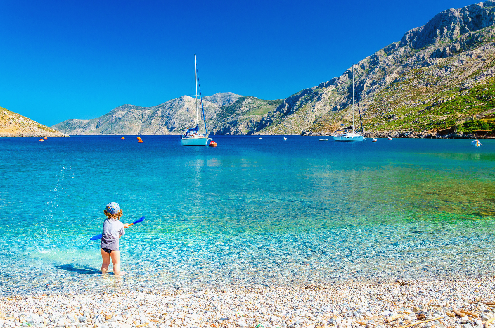 Lato 2018 w Grecji