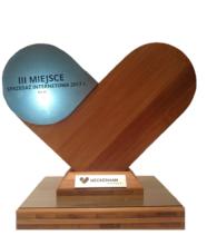 III miejsce w sprzedaży internetowej 2017 r. od biura podróży Neckermann