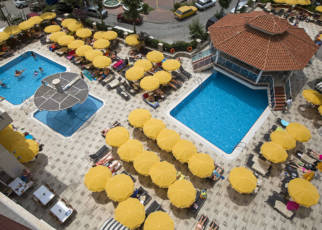 Villa Sun Flower Aparts & Suites Turcja, Alanya
