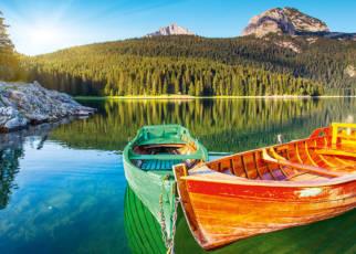 Za górami, za lasami Czarnogóra, Wyc. objazdowe