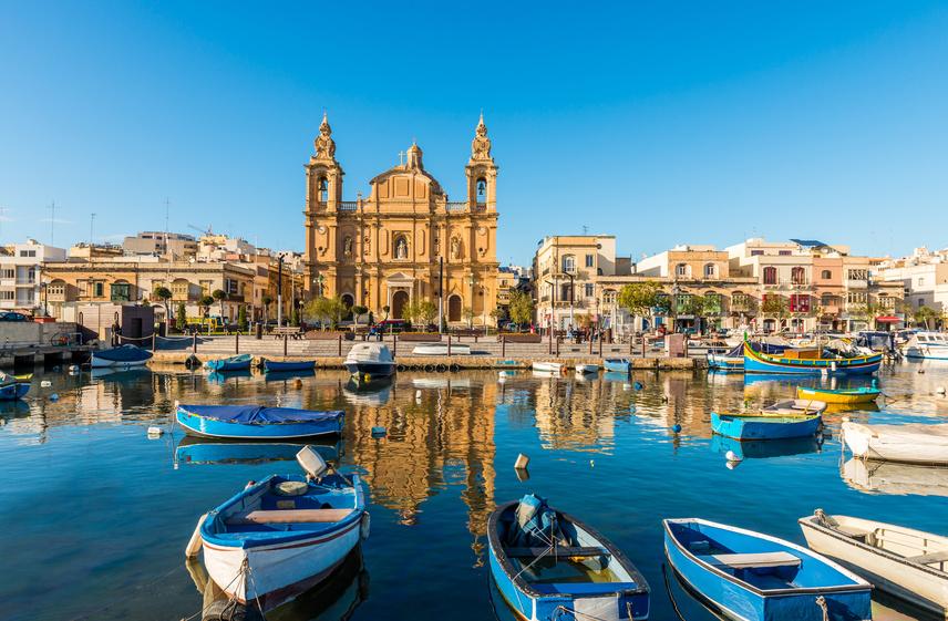 Malta - Top Hotele, polecane oferty