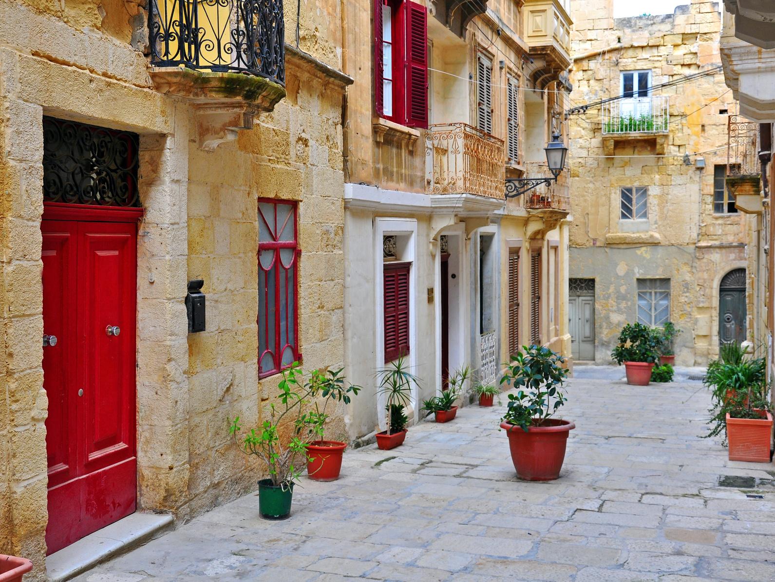 Malta - majówka 2018