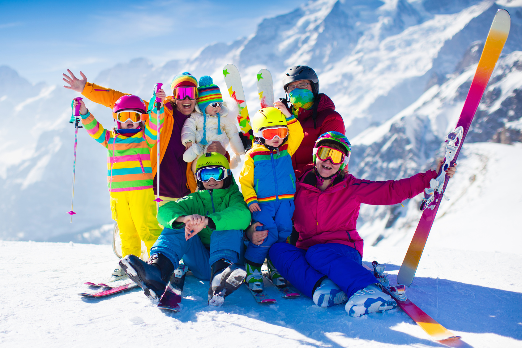 Zima 2017/18 - rodzinne ferie i wyjazdy na narty