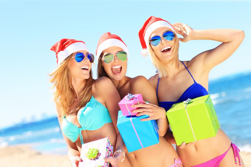 Święta i Sylwester w ciepłych krajach