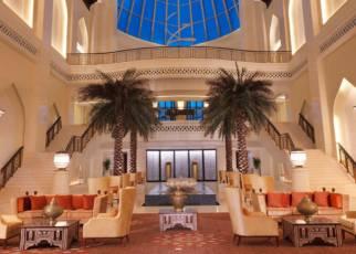 Bab Al Qasr Abu Dhabi Emiraty Arabskie, Abu Dhabi, Abu Zabi