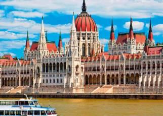 Budapeszt i Zamki Siedmiogrodu