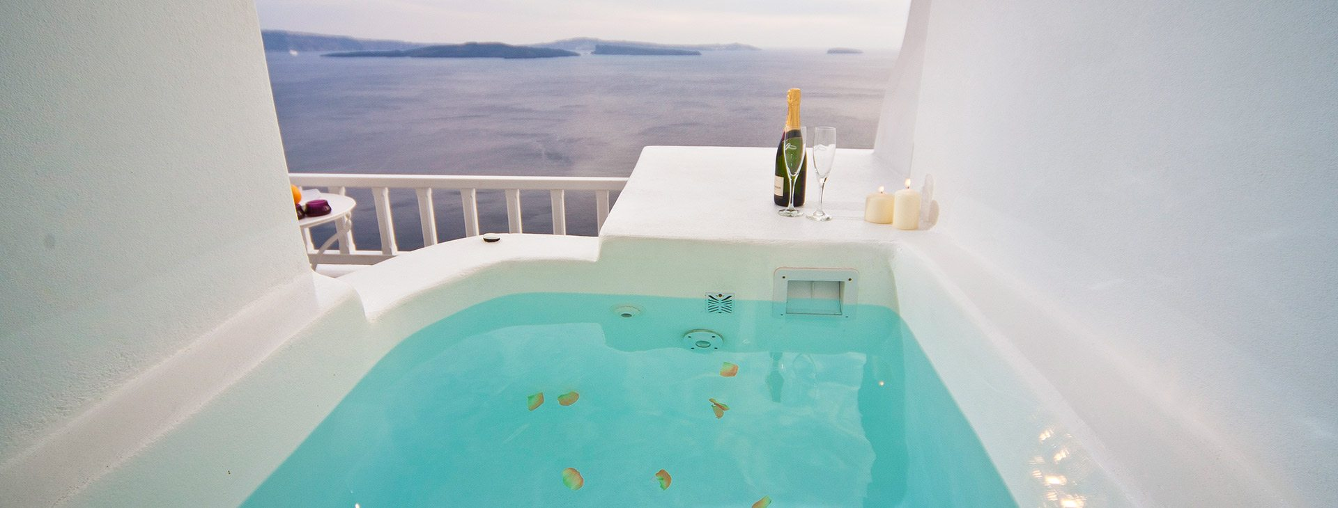 Delfini Villas Grecja, Santorini, Oia