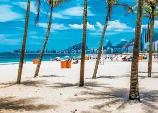 Egzotyka Light - Rio de Janeiro Brazylia, Wyc. Objazdowe, Wyc. objazdowe