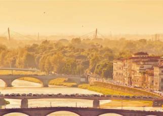 Florencja - Z pasji życia, z miłości do sztuki Włochy, Wyc. Objazdowe, Wyc. objazdowe