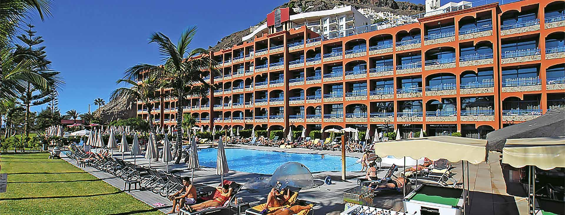 Labranda Riviera Marina Hiszpania, Gran Canaria, Playa del Cura