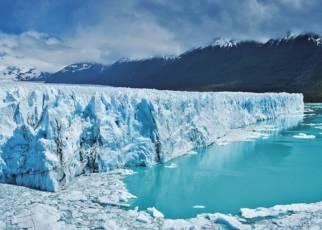 Lody w kolorze błękitu - Patagonia Peru, Wyc. Objazdowe, Wyc. objazdowe