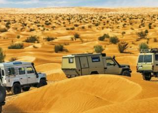 Maroko - Pustynny Offroad