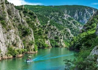 Perły Macedońskiego Morza