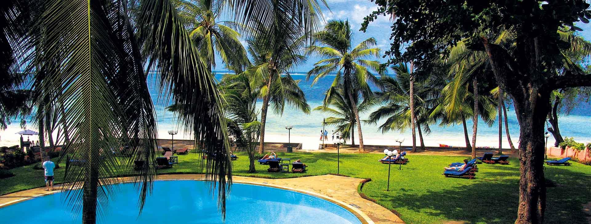 Powitanie z Afryką / Neptune Beach Resort Kenia, Wyc. objazdowe