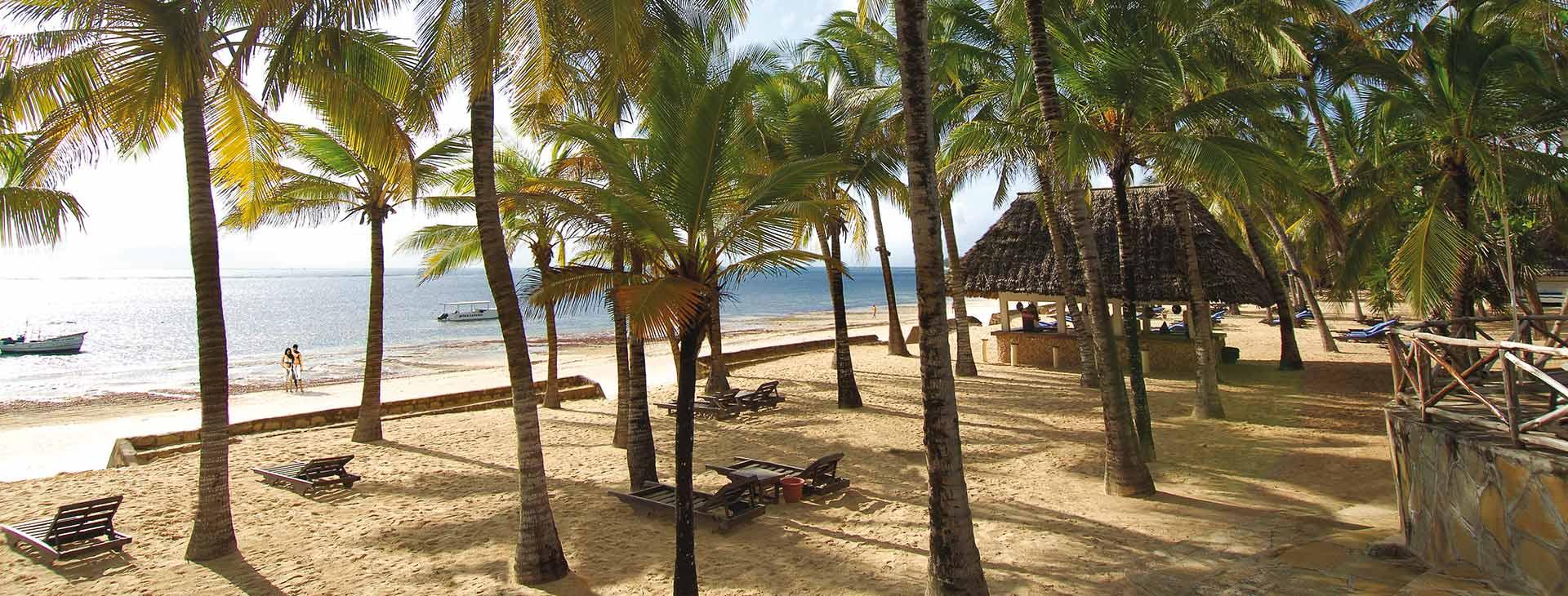 Powitanie z Afryką / Planhotel Tropical Village Be Kenia, Wyc. objazdowe
