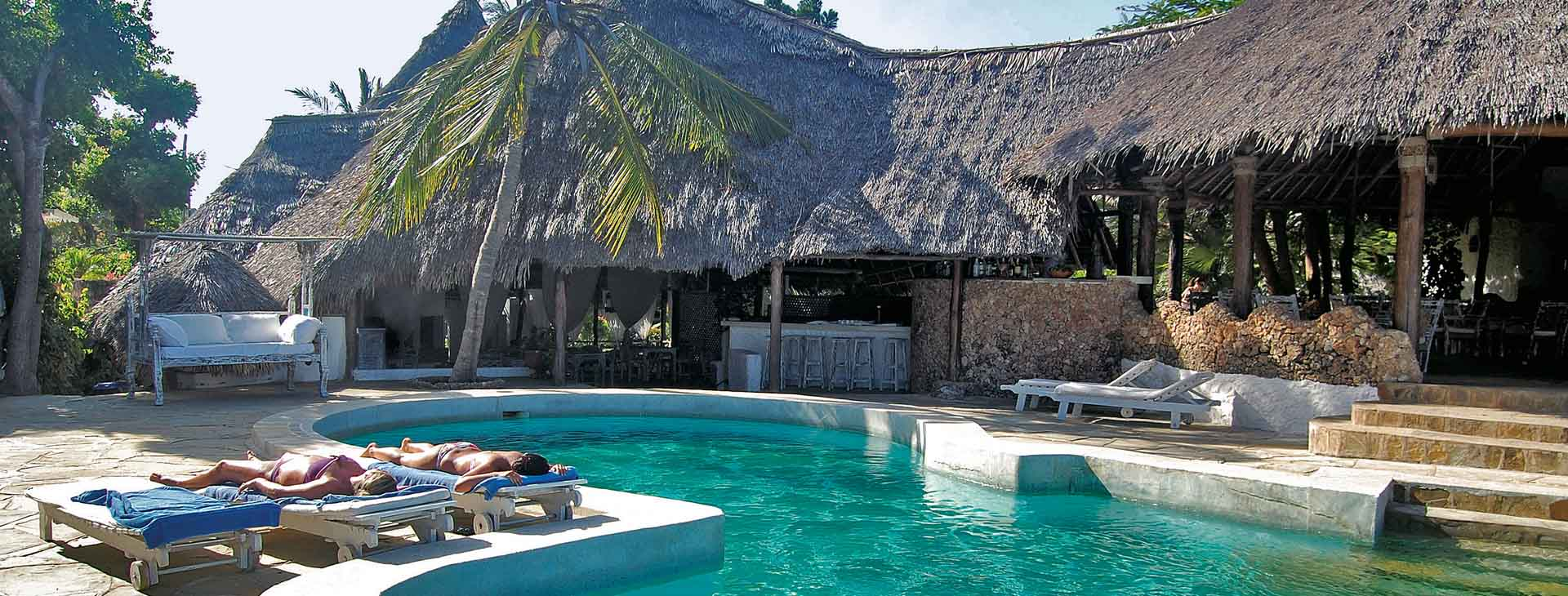 Powitanie z Afryką / Stephanie Ocean Resort
