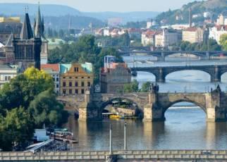 Praga i Karlove Vary- Czeskie Impresje dla wygodny