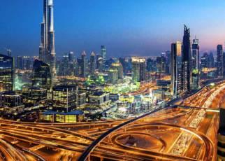 Przygoda z szejkiem De Lux Emiraty Arabskie, Wyc. Objazdowe, Wyc. objazdowe