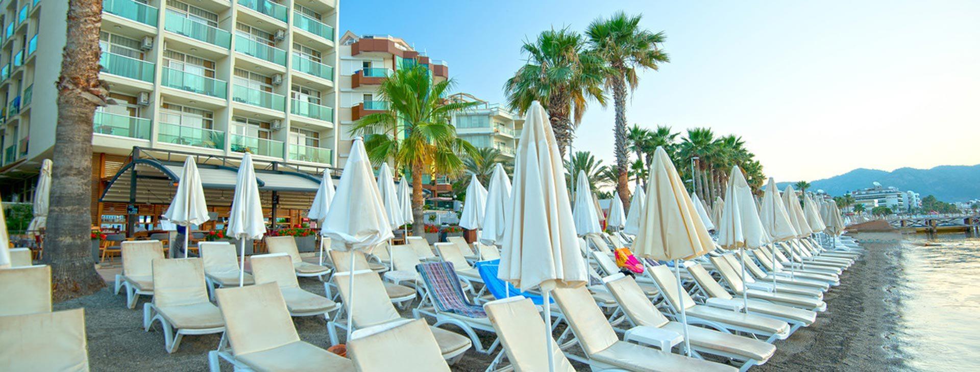 Sol Beach Turcja, Marmaris