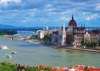 Wiedeń i Budapeszt - Perły Dunaju dla wygodnych Austria, Wyc. objazdowe