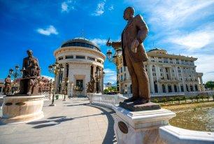 Wczasy i wycieczki w Macedonii
