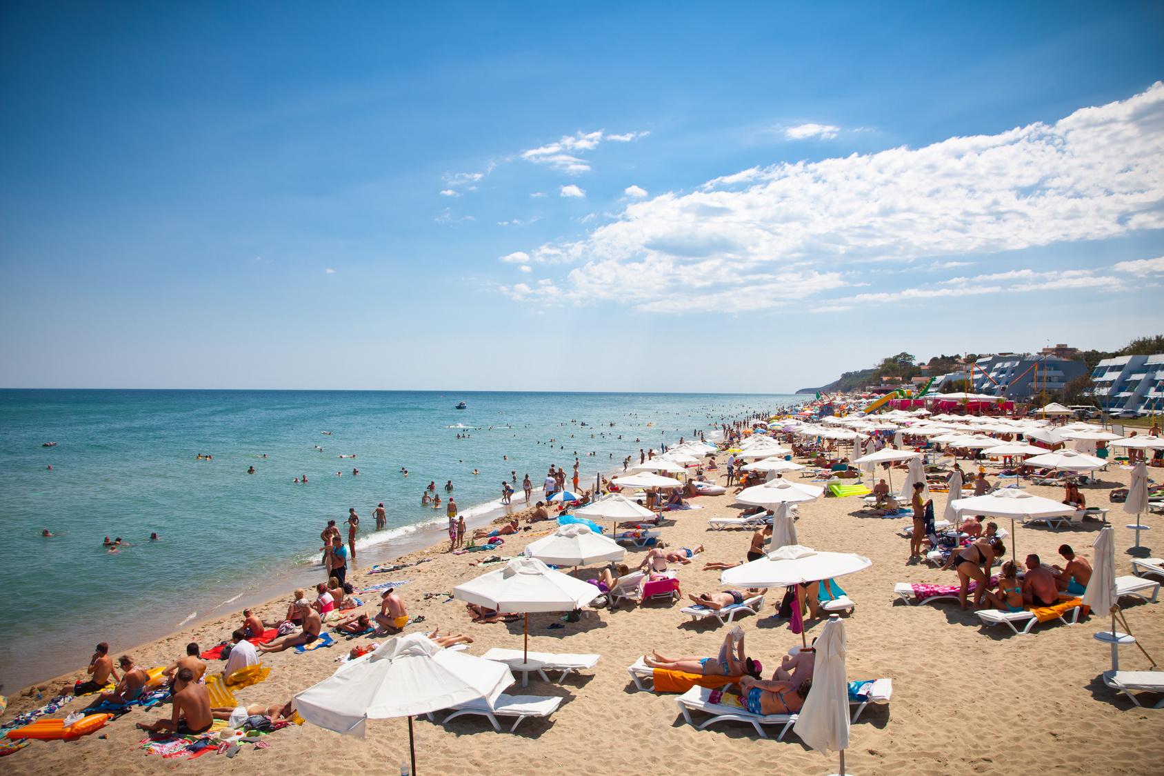 Słoneczna Bułgaria na Lato 2018