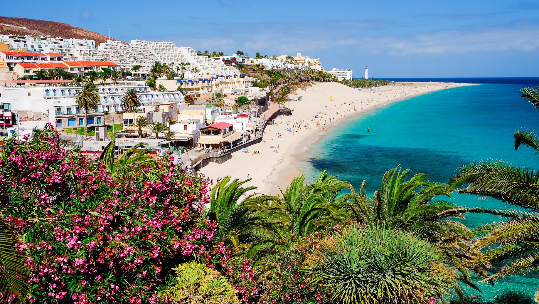 Słoneczne wakacje w Hiszpanii