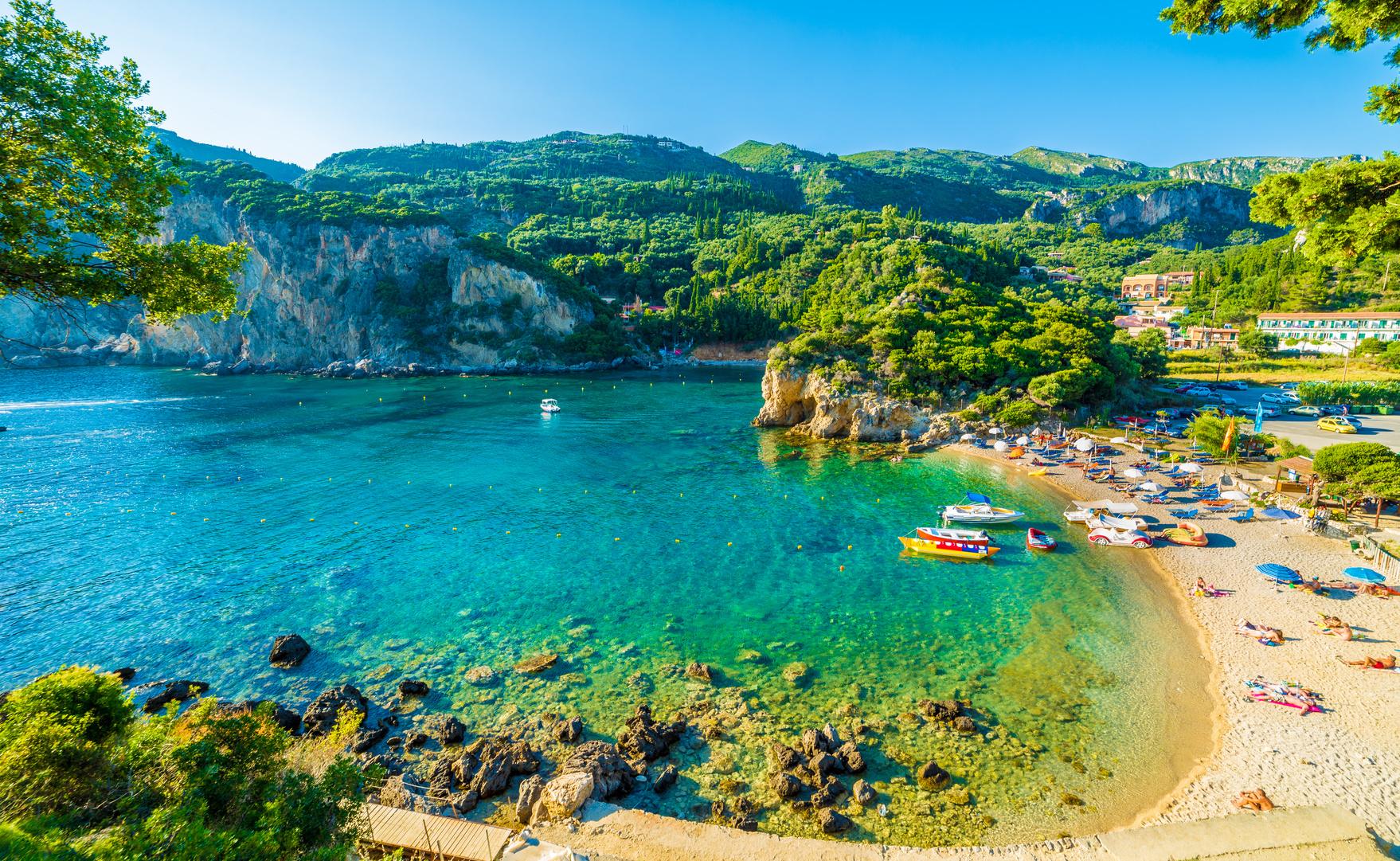 Korfu Grecja 187 Najtańsze Wakacje 2019 Last Minute Korfu