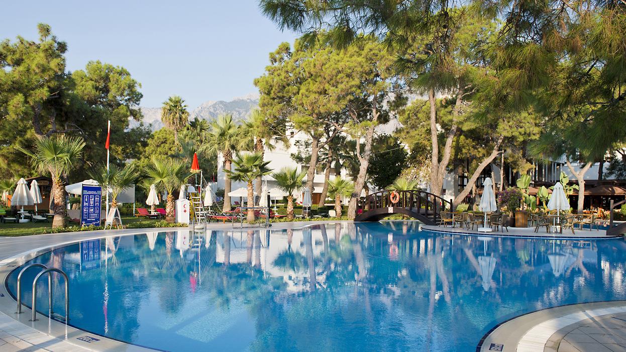 Wczasy w Turcji z Coral Travel Wezyr Holidays