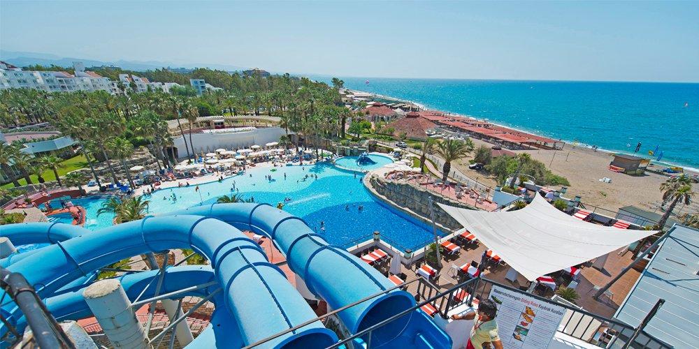 Hotele z aquaparkiem w Turcji