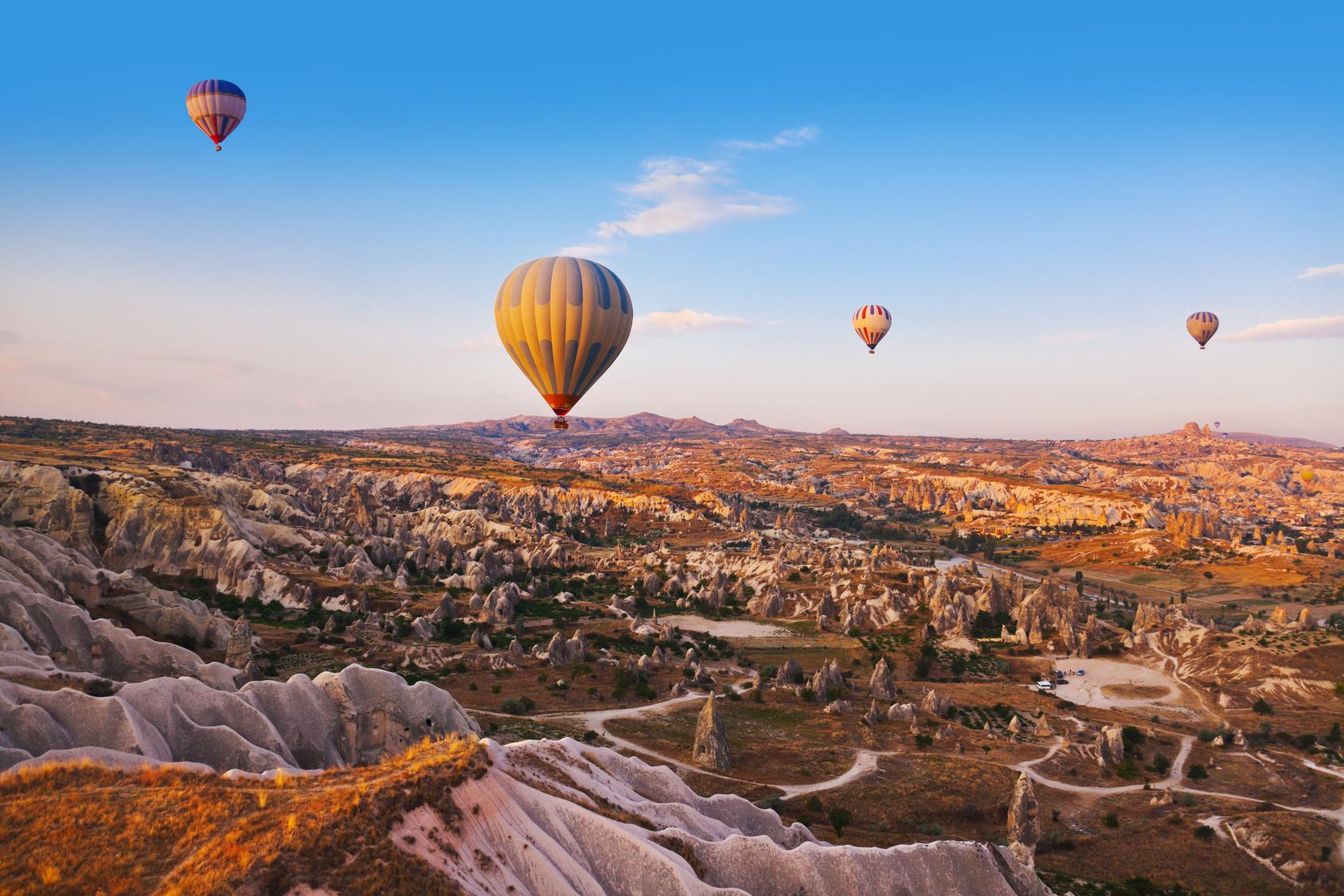 Wycieczki objazdowe w Turcji
