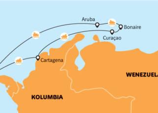 Antyle i Karaiby Południowe - Colon Rejsy, Karaiby, Colon