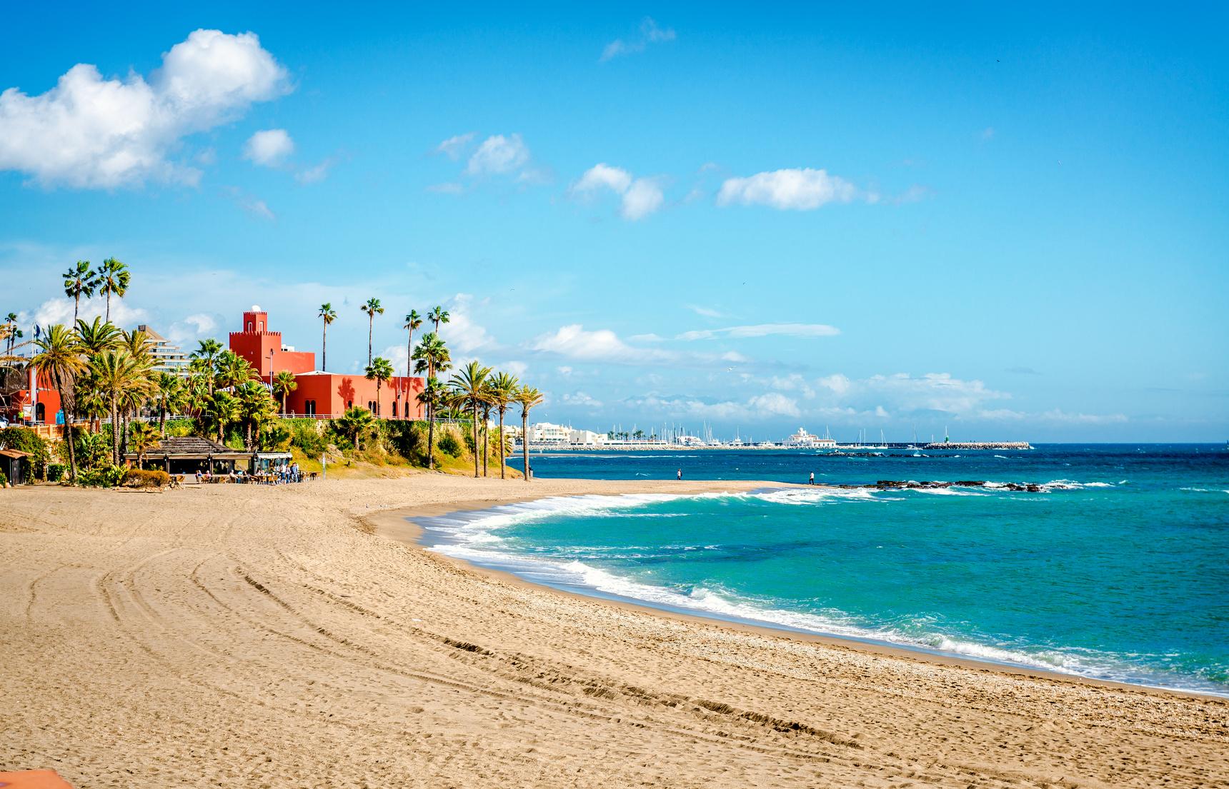 Wczasy na Costa del Sol!