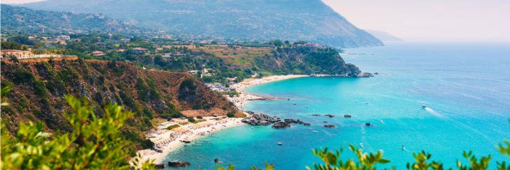 Gorące oferty na wakacje we Włoszech: Kalabria, Kampania i nie tylko