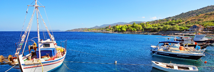 Grecja – raj na wakacje, wczasy i urlop Last Minute!