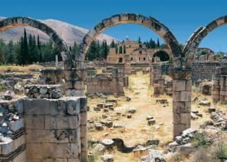 Na Bliskim Dalekim Wschodzie LIBAN, Wyc. objazdowe