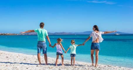 Tanie wakacje za granicą z dziećmi