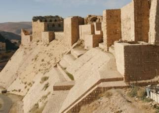 Zamki w piasku Jordania, Wyc. objazdowe