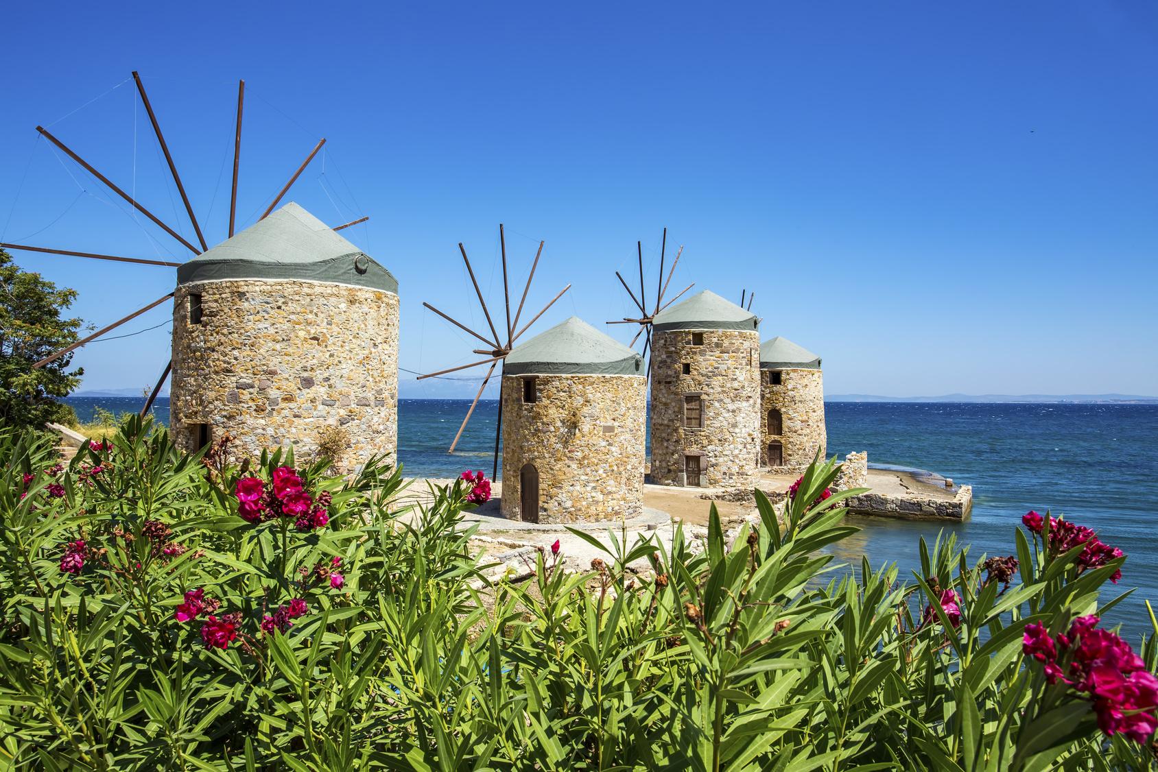Lato 2018 na wyspie Chios!