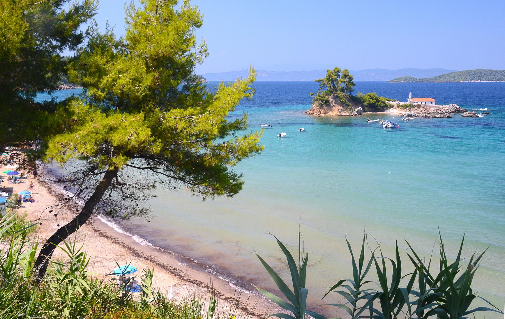 Wyspa Evia na greckie wakacje!